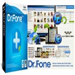 Wondershare Dr.Fone – Recupere itens excluídos de seu Iphone