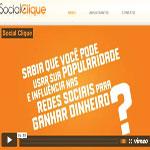 Social Clique – Monetize sua rede social favorita