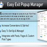 Como Aumentar a Captura de Emails com Easy Exit Popup Manager